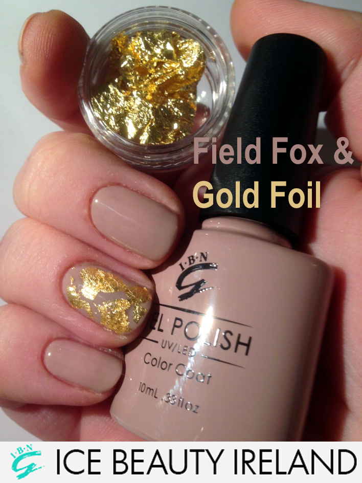 Gold & Silver Leaf Foil | Ice Beauty Ireland