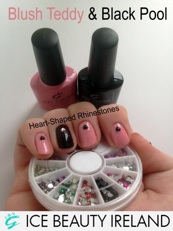 BT&BP&Heart Rhinestones