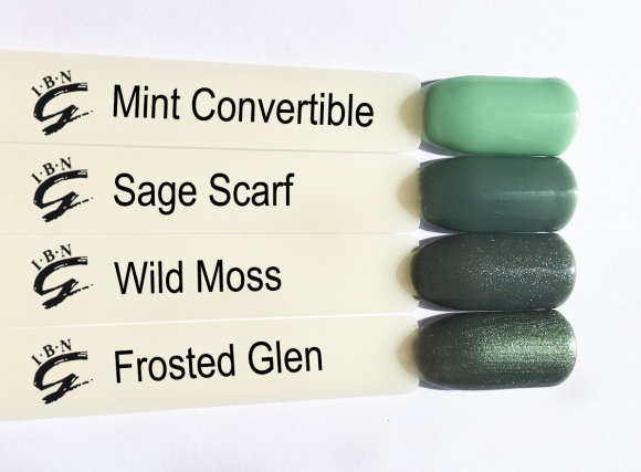 pastel-greens