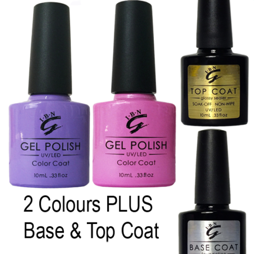 Base & Top Coat&2Colour edit