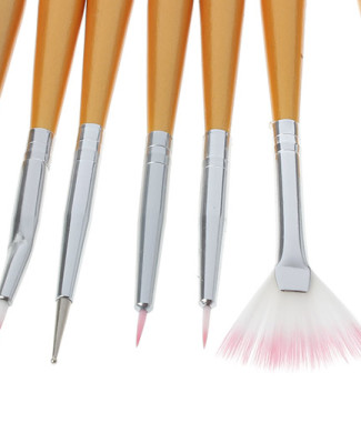 7pc brush