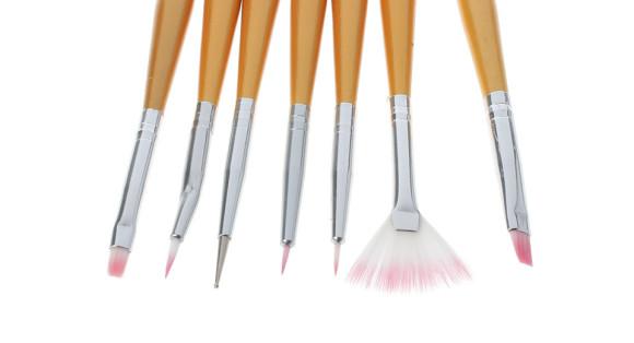 7pc brush