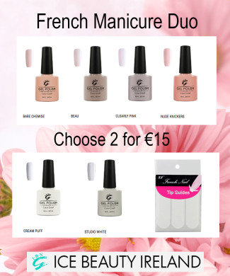 French Mani Duo