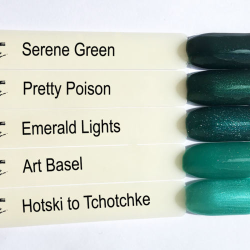 dark-greens