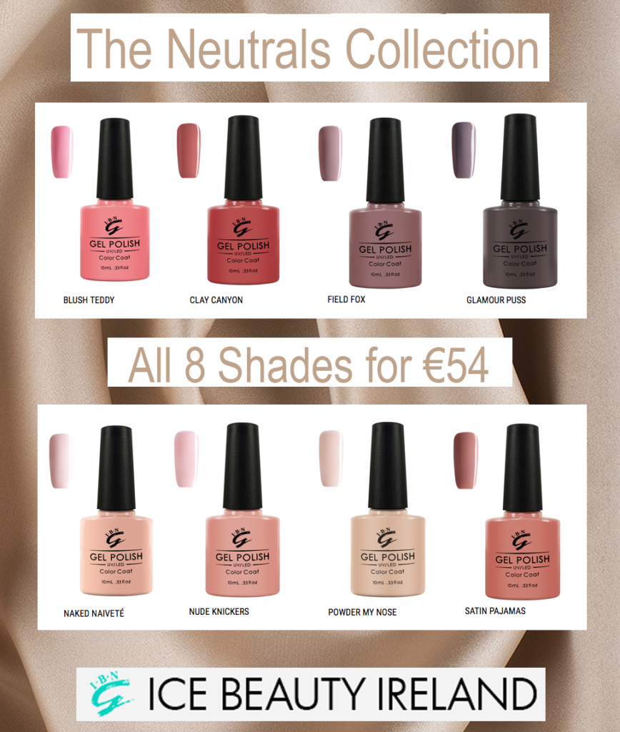 The Neutrals Collection - Ice Beauty Ireland
